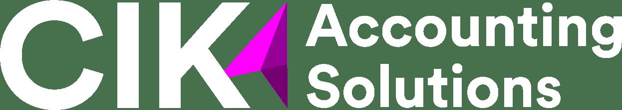 CIK Accounting Solutions brand identity